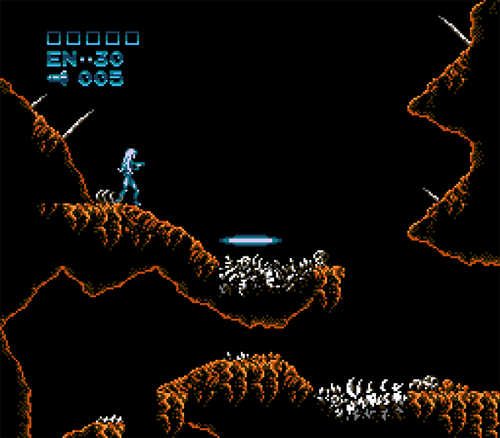 Metroid Rogue Down release