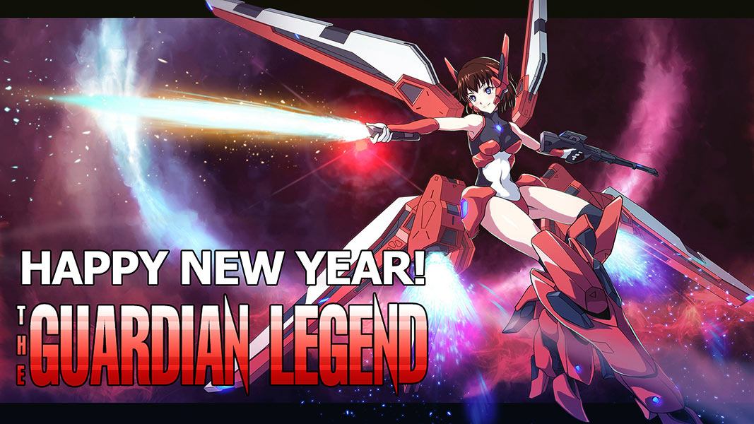 Happy New Year The Guardian Legend